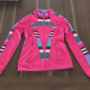 Ivivva Striped Jacket